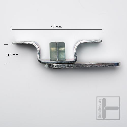Vorreiber 12 mm 051.702
