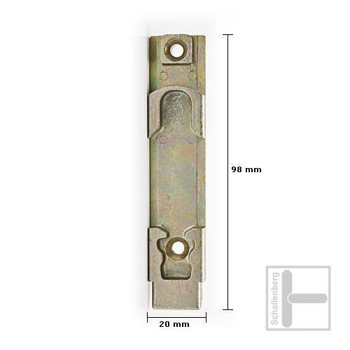 Kipp-Schließblech GU UF8-936