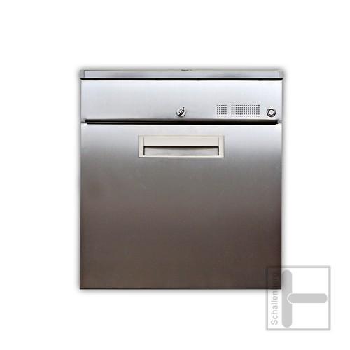 """Briefkasten Edelstahl """"Postboxautomat"""""""
