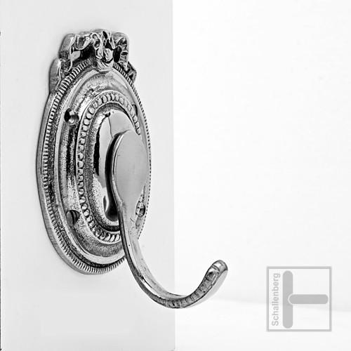 Garderobenhaken | Mantelhaken Messing | 064.37N