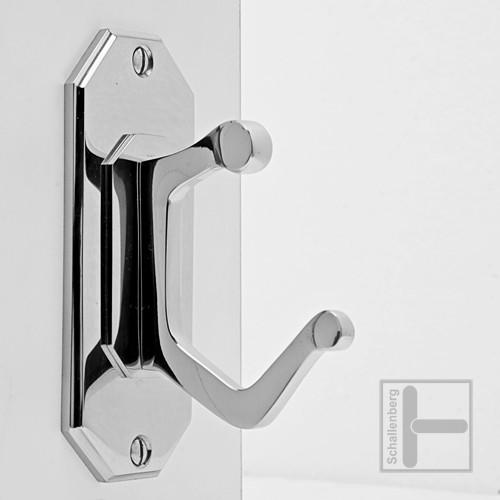 Garderobenhaken | Mantelhaken Messing | 064.12N