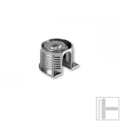 Exzenter-Verbinder klein 20 mm X = 8mm, Y = 12,5mm