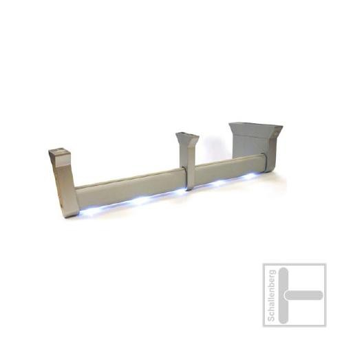 LED-Kleiderstange Aluminium NEUHEIT