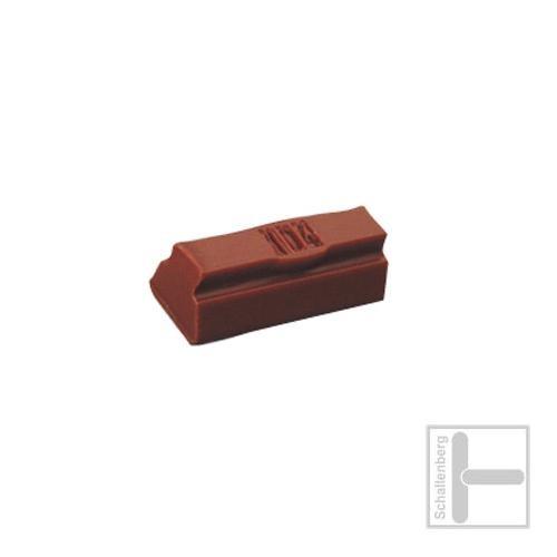 Weichwachs-Stange 140 Braun (144)