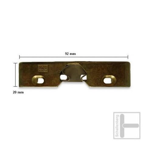 Falzschnäpper Roto 438 für Holzfenster