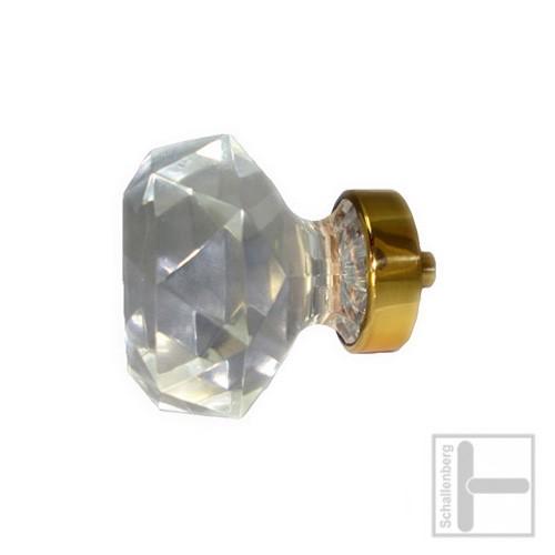 Möbelknopf Kristallglas 31.62.542