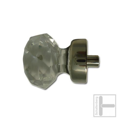 Möbelknopf Kristallglas 31.62.541