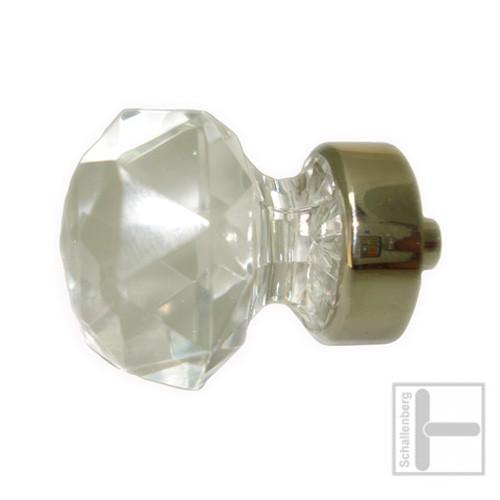 Möbelknopf Kristallglas 31.59.549
