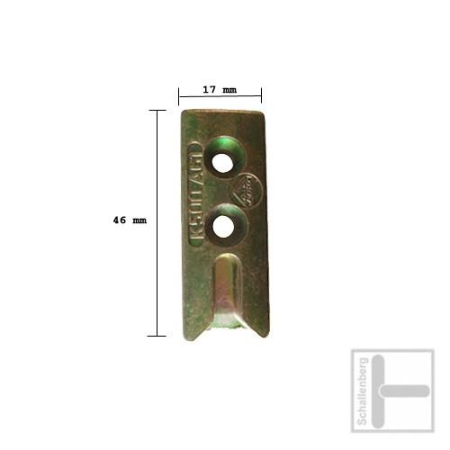 Schließblech Roto K500-A61
