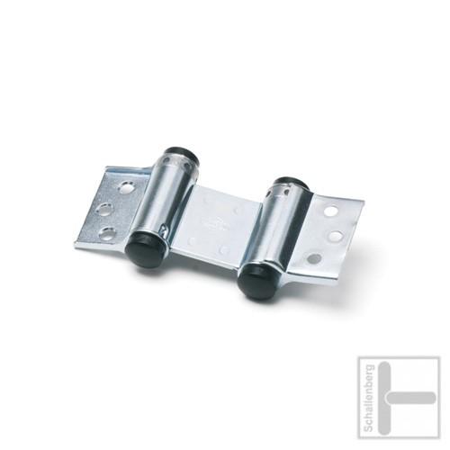 Pendeltürband Fridavo 75 - Eisen blank