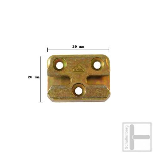 Schließblech Roto 4625-3690