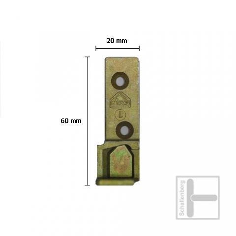 Schließblech Roto 4825-2260