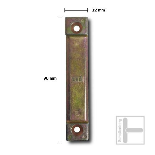 Schließblech Siegenia SI 0420-4