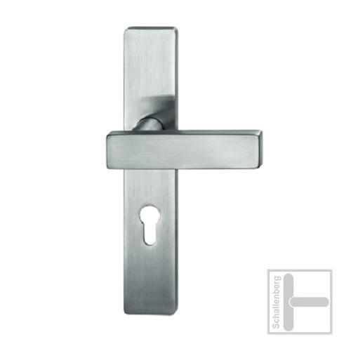 Türdrücker-Garnitur FSB-101003 | Aluminium