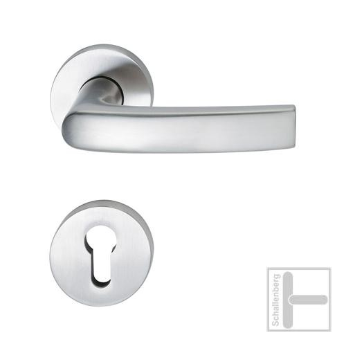 Türdrücker-Garnitur FSB-1015 | Aluminium