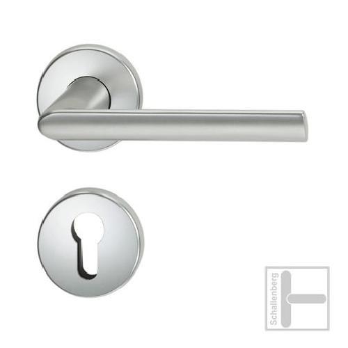 Türdrücker-Garnitur FSB-1025 | Aluminium