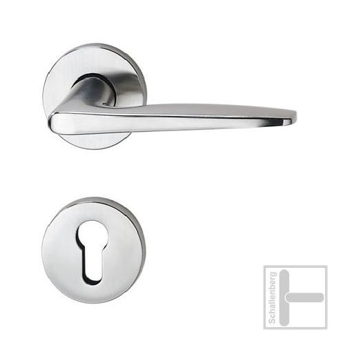 Türdrücker-Garnitur FSB-1058 | Aluminium