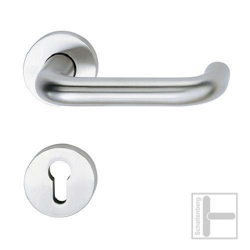 Türdrücker-Garnitur FSB-1070 | Aluminium