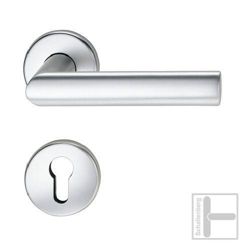 Türdrücker-Garnitur FSB-1108 | Aluminium