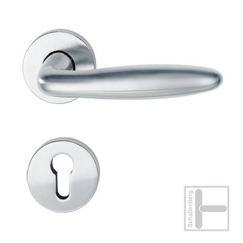 Türdrücker-Garnitur FSB-1176 | Aluminium