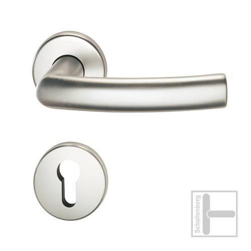 Türdrücker-Garnitur FSB-1107 | Aluminium