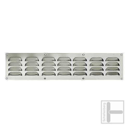 Lüftungsblech FSB-5835 (200x60 mm) | Aluminium