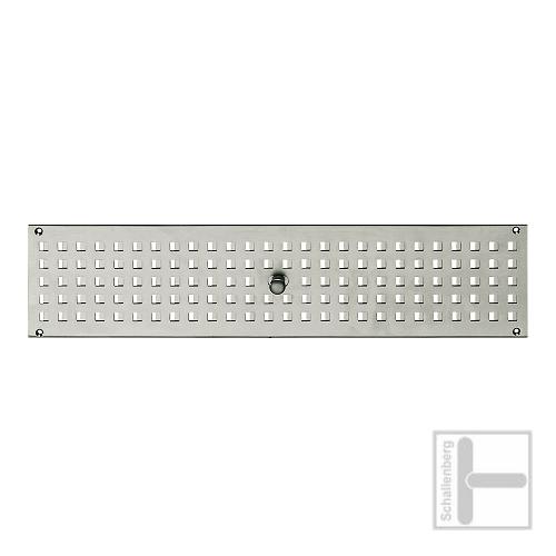 Lüftungsblech FSB-5821 (500x90 mm) | Aluminium