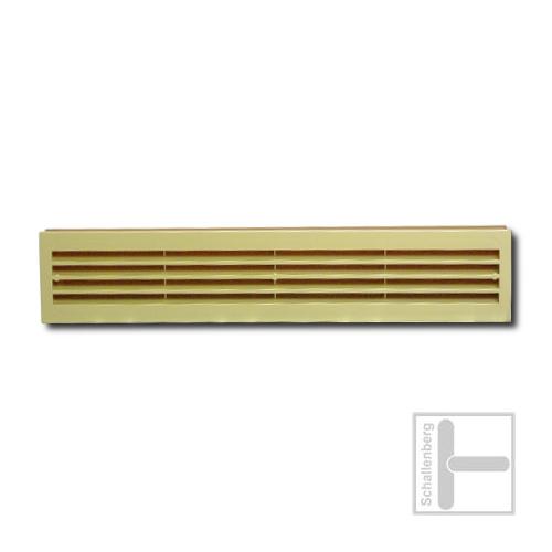 Lüftungsgitter Kunststoff | Gold | 028.10GO