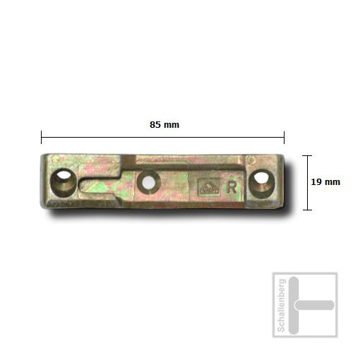Schließblech Roto 4823-9990R