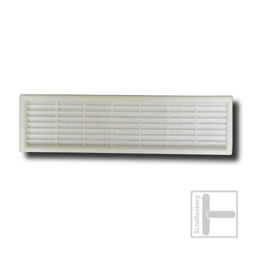 Lüftungsgitter Kunststoff | Weiß | 028.R.02.WE