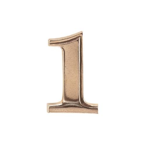 Hausnummer Classic-BR3 Bronze