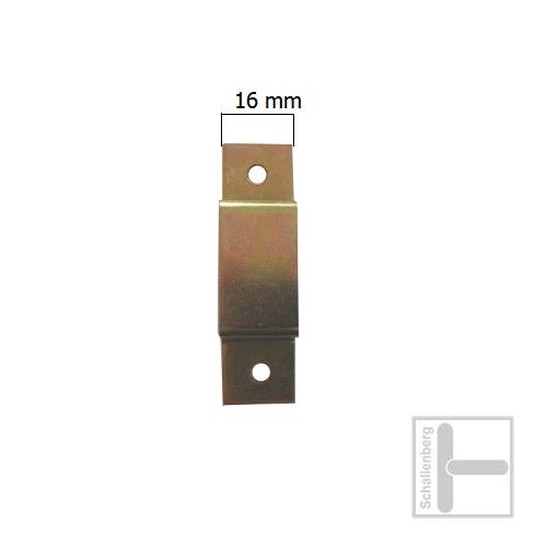 Schlaufe 7 C   (2 Schraublöcher)