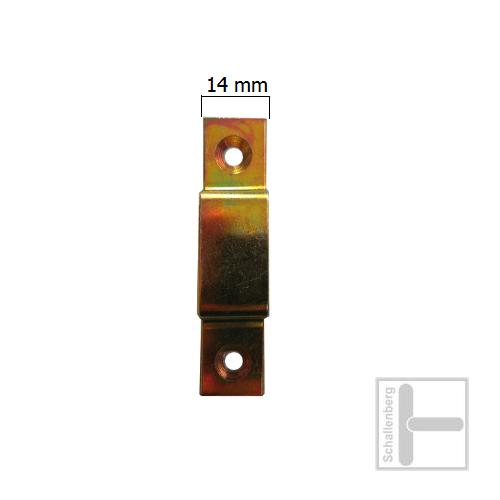 Schlaufe 7 C    ( 2 Schraublöcher)