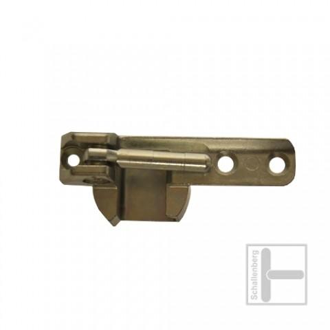 Ecklager GU 6-28022-L zum Einbohren