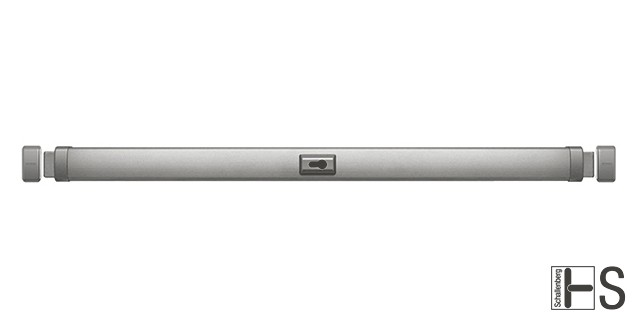 Panzerriegel ABUS PR2700 im eleganten Slimline-Design