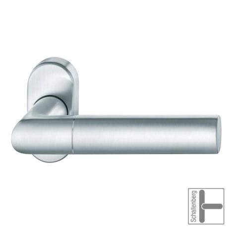 Rahmentürdrücker FSB 09 1078 Aluminium