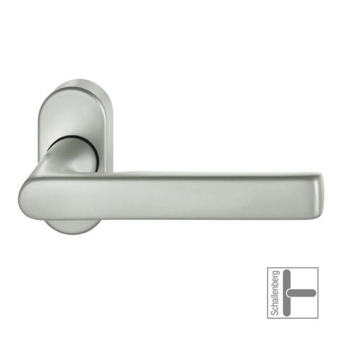 Rahmentürdrücker FSB 09 1093  Aluminium