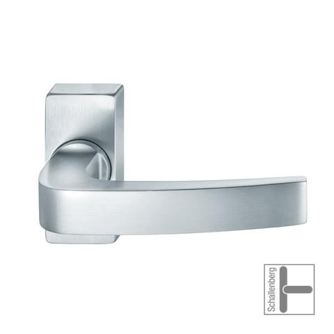 Rahmentürdrücker FSB 09 1163 Aluminium
