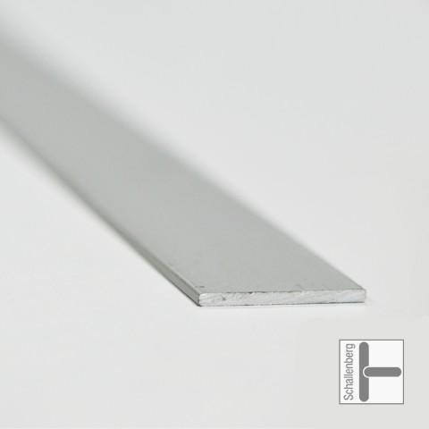 Leichtmetall Flachprofil 40mm