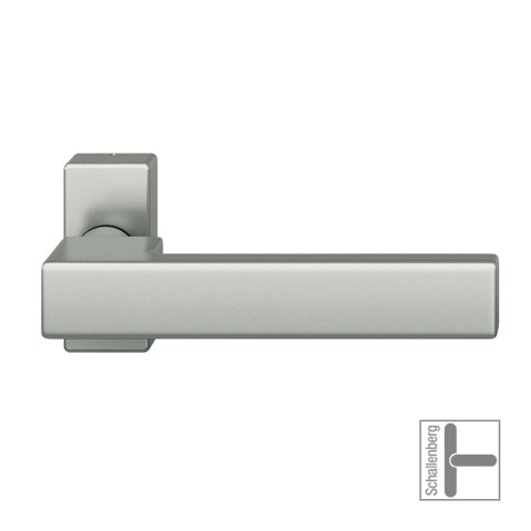 Rahmentürdrücker FSB 09 1183 Aluminium