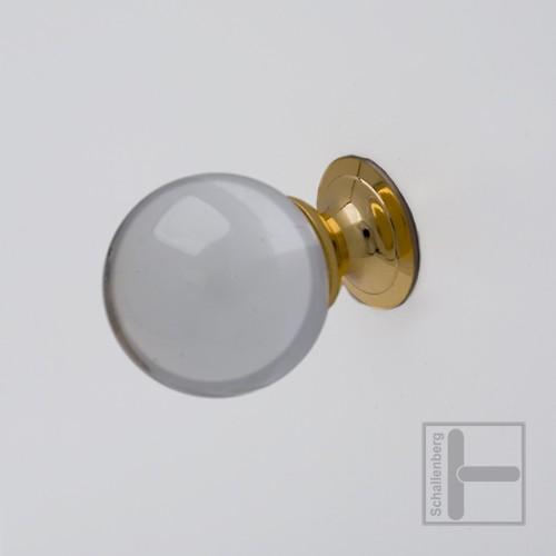 Möbelknopf Kristallglas 31.41.501