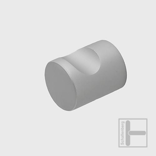 Möbelknopf Aluminium 31.26.229