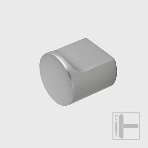 Möbelknopf Aluminium 31.45.234