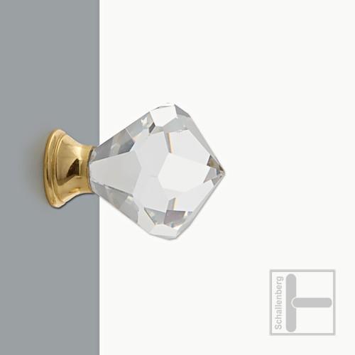 Möbelknopf Kristallglas 31.59.512