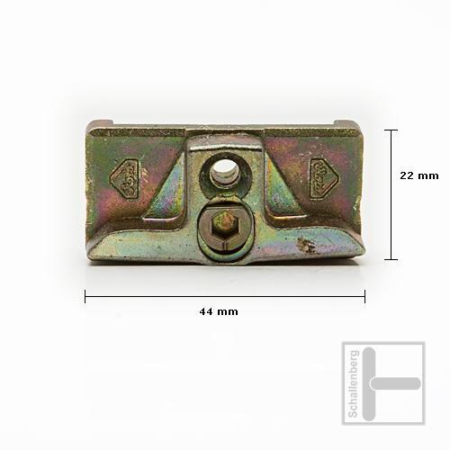 Schließblech Roto 4823-1940