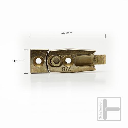 Schließblech Roto R-604