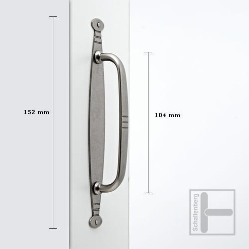 Möbelgriff Metall 32.27.123