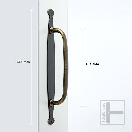 Möbelgriff Metall 32.27.124