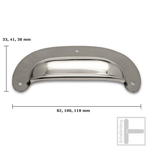 Möbelgriff Metall 32.12.126