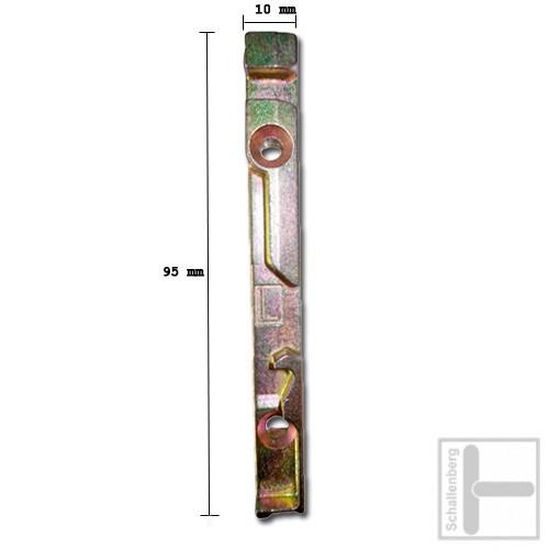 Kipp-Schließblech Roto K606-C22